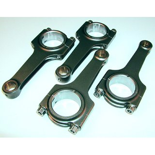 Kit, CARRILLO connecting rod for all KAWASAKI ZRX 1100 ( ZRT10 ) `97-`00 and  ZZR 1100 ( ZXT10C/D) `90-`01, weight per connecting rod: 347gr.